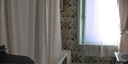 Château de Véretz Salle de bain chambre Marie