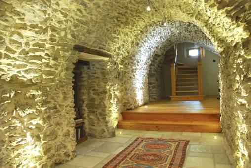 Chambre d'hote Hautes Alpes - couloir