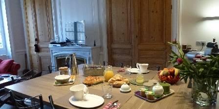 La Grange de Fourvière Le petit déjeuner