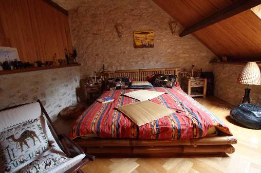 Chambre d'hote Yvelines - Chambre Africa