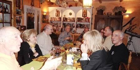Chambres d'hôtes a Pianella La table d'hote