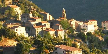 Chambres d'hôtes a Pianella Le vilage de Castirla