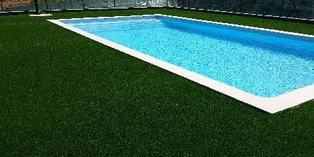 Moulin d'Encor La piscine