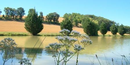 Moulin d'Encor Notre lac