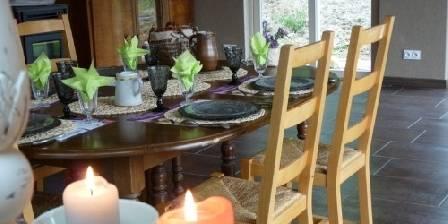 Les Maisons Fougère et La Bulle à Parfums Table d'hôtes