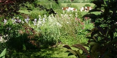 Les Maisons Fougère et La Bulle à Parfums Arrivée à la Maison d'hôtes Darbonnay - Jura