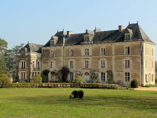 Chambre d'hote Maine-et-Loire - Le Château de Chambiers