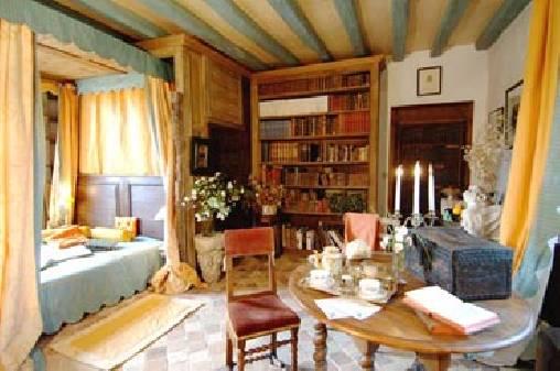 Chambre d'hote Maine-et-Loire - La Chambre Camp du Drap d'Or