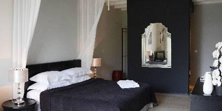 Les Loges de Saint Eloi Chambre Black & White