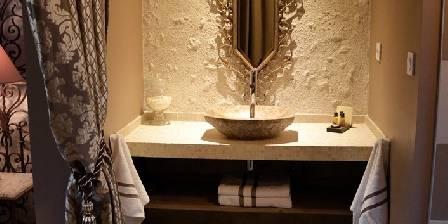 Les Loges de Saint Eloi Baroque lavabo
