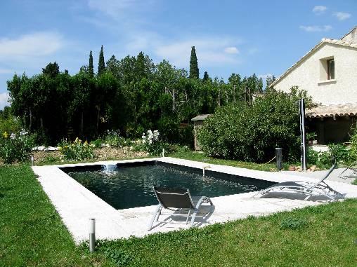 Chambre d'hote Gard - La piscine design