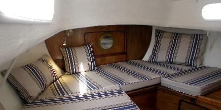 Le bateau d'Acanthe Salon arrière