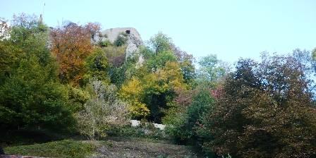 La Maison des 5 Temps Ferrette castle