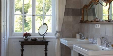 La Maison des Fontaines Salle de bain