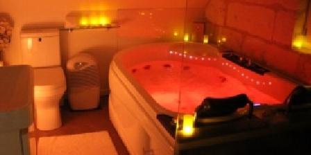 Lyzen Salle de bains Volti avec baignoire balnéo