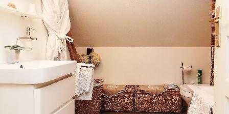 Lyzen Salle de bains de la chambre romantique Volti