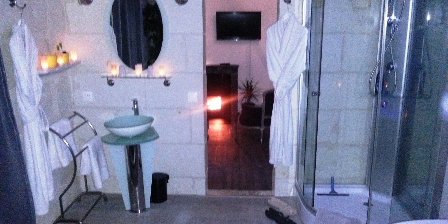 Lyzen Salle de bains de la suite Zen