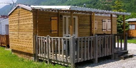 Les Marmottes Mobil-home isolé et chaudement bardé