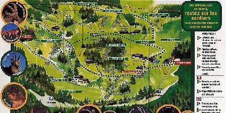Parc Animalier : Parc de Merlet