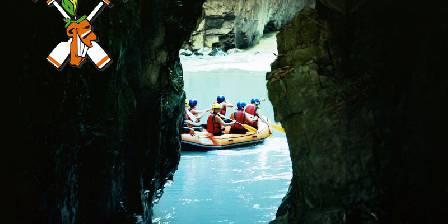 rafting - canyoning - hydrospeed - ...