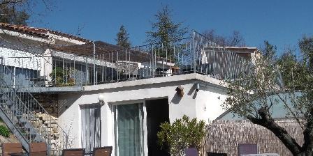 Domaine des Loriots Vue d'ensemble de la maison.