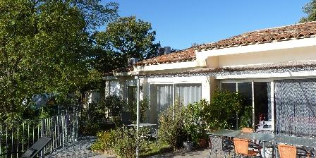 Domaine des Loriots Les terrasses