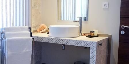Gîte les Loges de Saint Eloi Gite - Salle de douche