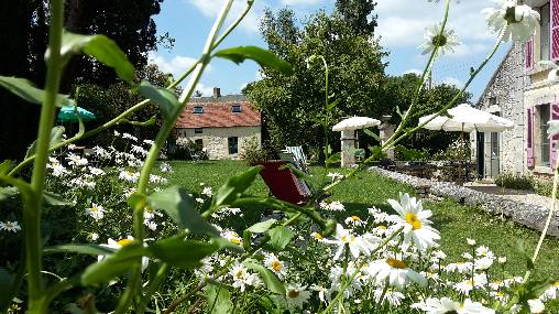 Bed & breakfasts Orne, from 29 €/Nuit. House of character, Champcerie (61210 Orne), Charm, Garden, Net, WiFi, Baby Kits, 2 Double Bedroom(s), 7 Suite(s), 28 Maximum People, Lounge, Library, Chimeney, Blue Card, Wedding...