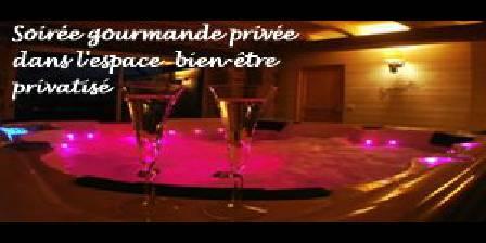 Les Instants Volés Soirée spa privatif au champagne