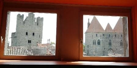Le Grand Puits Vue depuis la chambre Orange