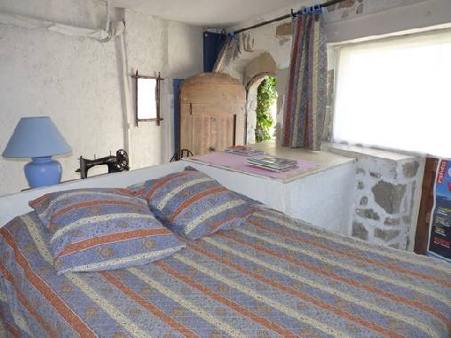 Chambre bleue annexe
