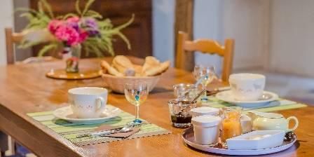 Les Claouès Le petit déjeuner