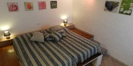 Gite Gite Le Galabre > chambre à 2 lits
