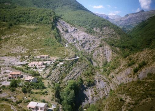 vallée du galabre