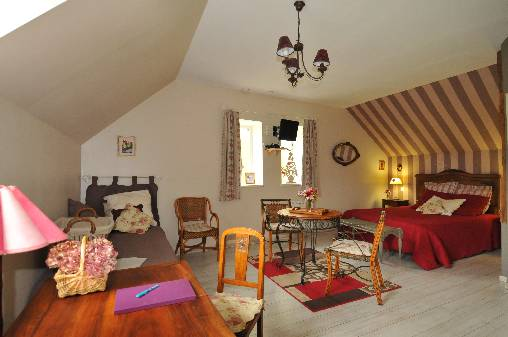 bed & breakfast Eure-et-Loir -