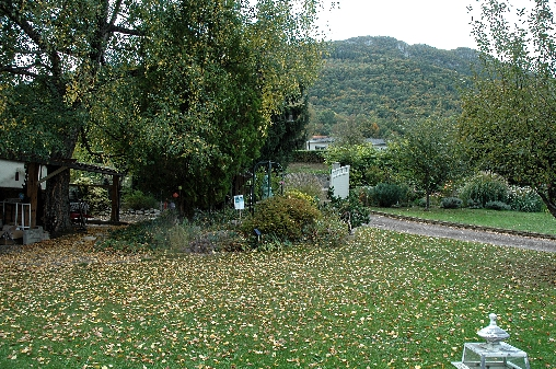 automne au clos des pradals