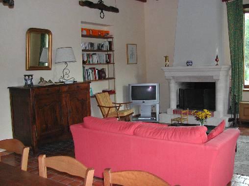 Chambre d'hote Loir-et-Cher - salon