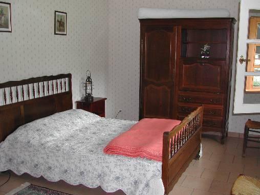 Chambre d'hote Loir-et-Cher - chambre parents