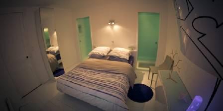 La Halte Bourgeoise Chambre Design