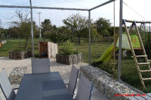 Chambre d'hote Loir-et-Cher - le jardin-verger