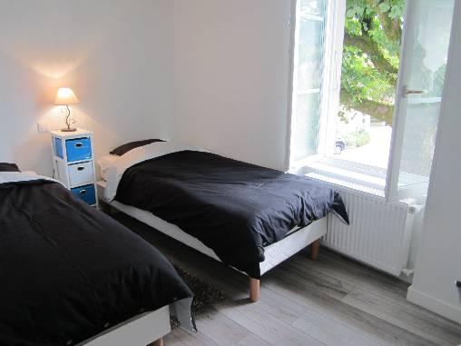 une 2° chambre à 2 lits