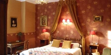 La Villa les Pins La chambre