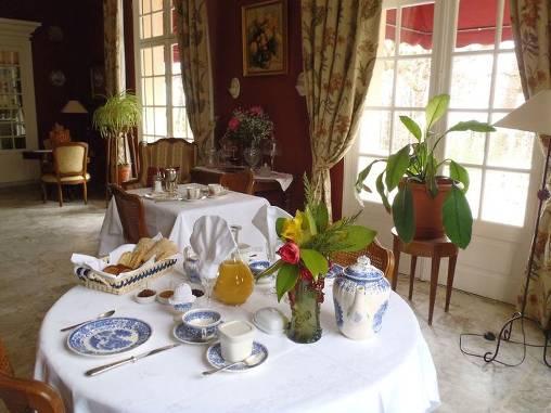 Chambre d'hote Haute-Garonne - Le petit déjeuner