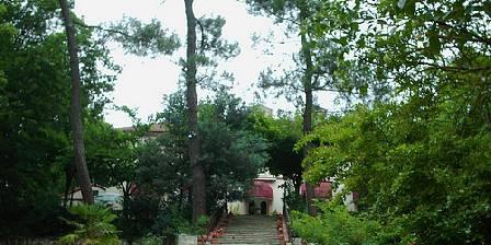 La Villa les Pins La façade de La villa les pins