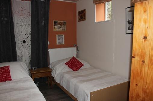 Chambre d'hote Bas-Rhin - chambre 2 Géranium