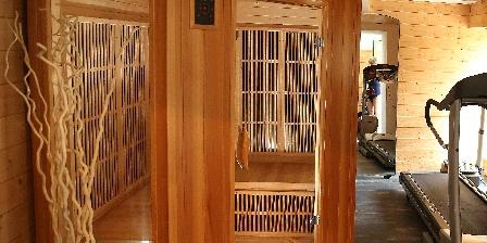 Le Val des Sens Sauna et salle de Sport