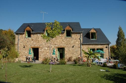 Bed & breakfasts Mayenne, Chailland (53420 Mayenne)....