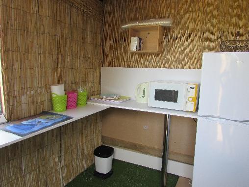 vue chambre cabane du pêcheur