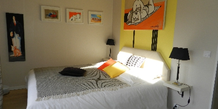 Le Champ de la Mer Chambre contemporaine