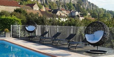 Chambres et table d'hôtes Edenswing La piscine